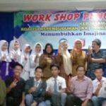 HUT Pringsewu, P3AP2KB Gelar Workshop Penulisan