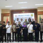 Komisi III DPR RI Bertemu Empat Pimpinan Pengadilan Sulsel