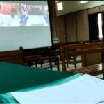 PN Jakarta Utara Sidangkan Perkara Melalui Video Conference