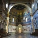 Basilica St John Lateran, Roma.