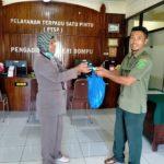 Relawan 69 Distribusikan Ribuan Masker dan Hand Sanitizer