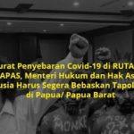 Lima Tapol Papua Akhirnya Bebas