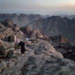 Mendaki Gunung Sinai Mesir