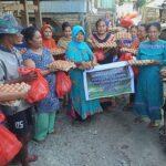 Hakim Peradilan Agama Angkatan V Salurkan Bantuan untuk Warga Terdampak Banjir di Bantaeng