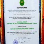 PTUN Pangkalpinang Raih Penghargaan SIPP  Terbaik