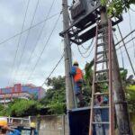 Alat Elektronik Ratusan Pelanggan Rusak di TBU Rusak Akibat Kabel Listrik PLN Dicuri